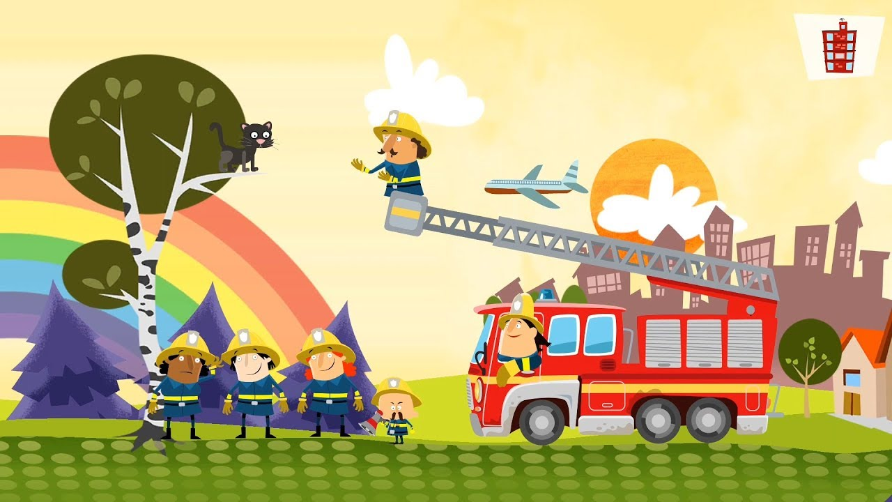 Game image Little Fire Station