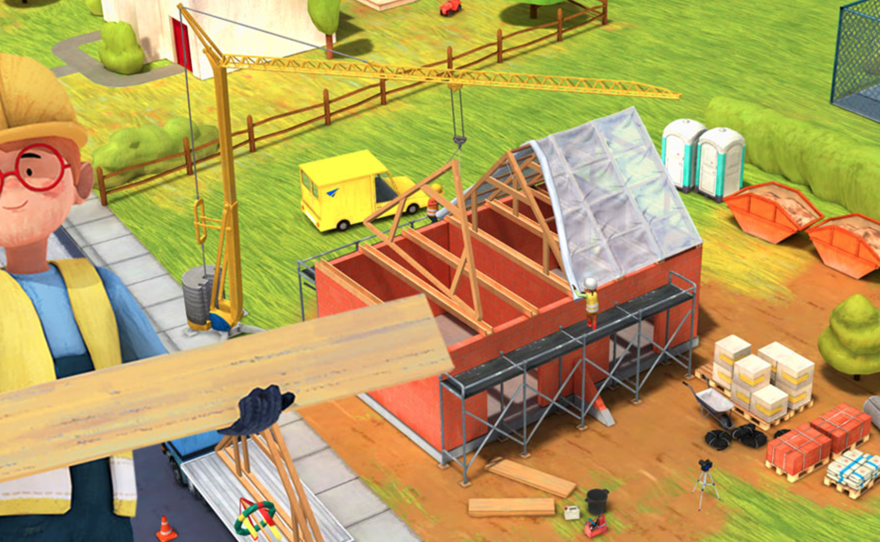 Game image Little Builders