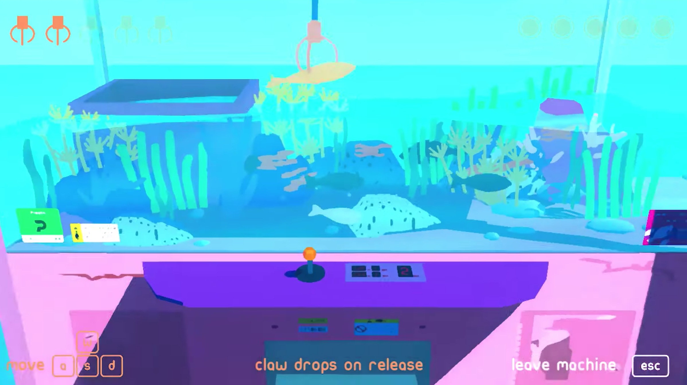 Game image Clawfish