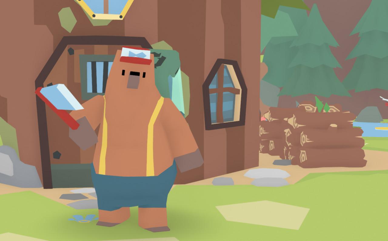 Game image Lumbear Jack