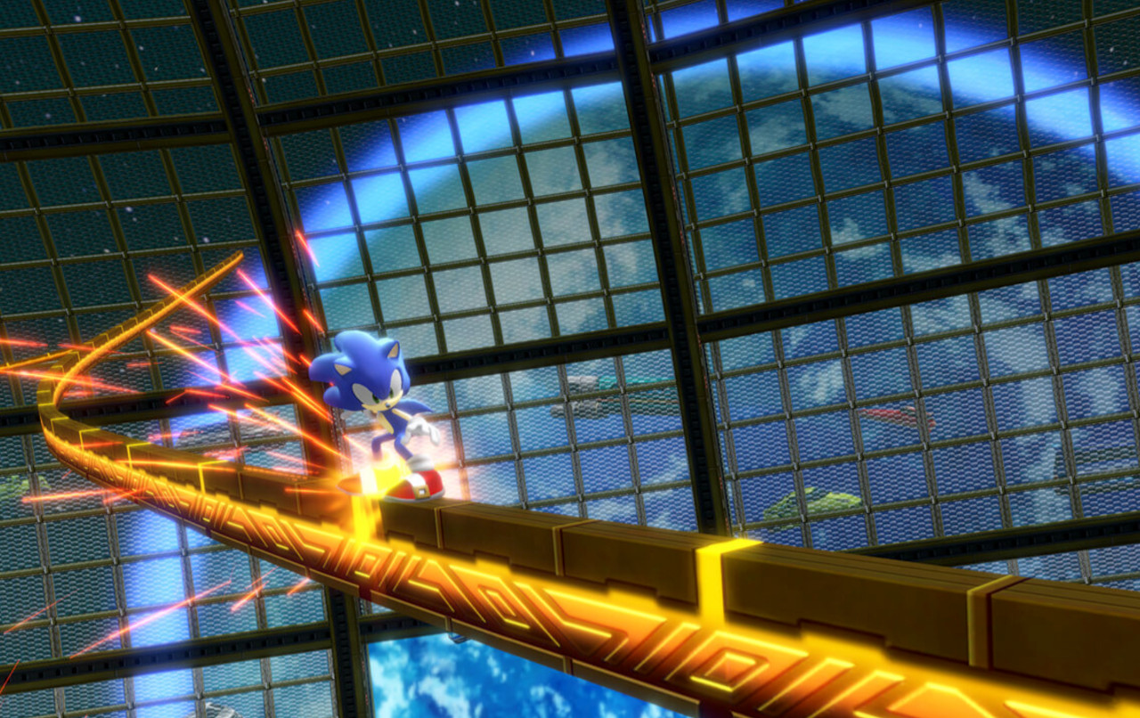 Game image Sonic Colours Ultimate