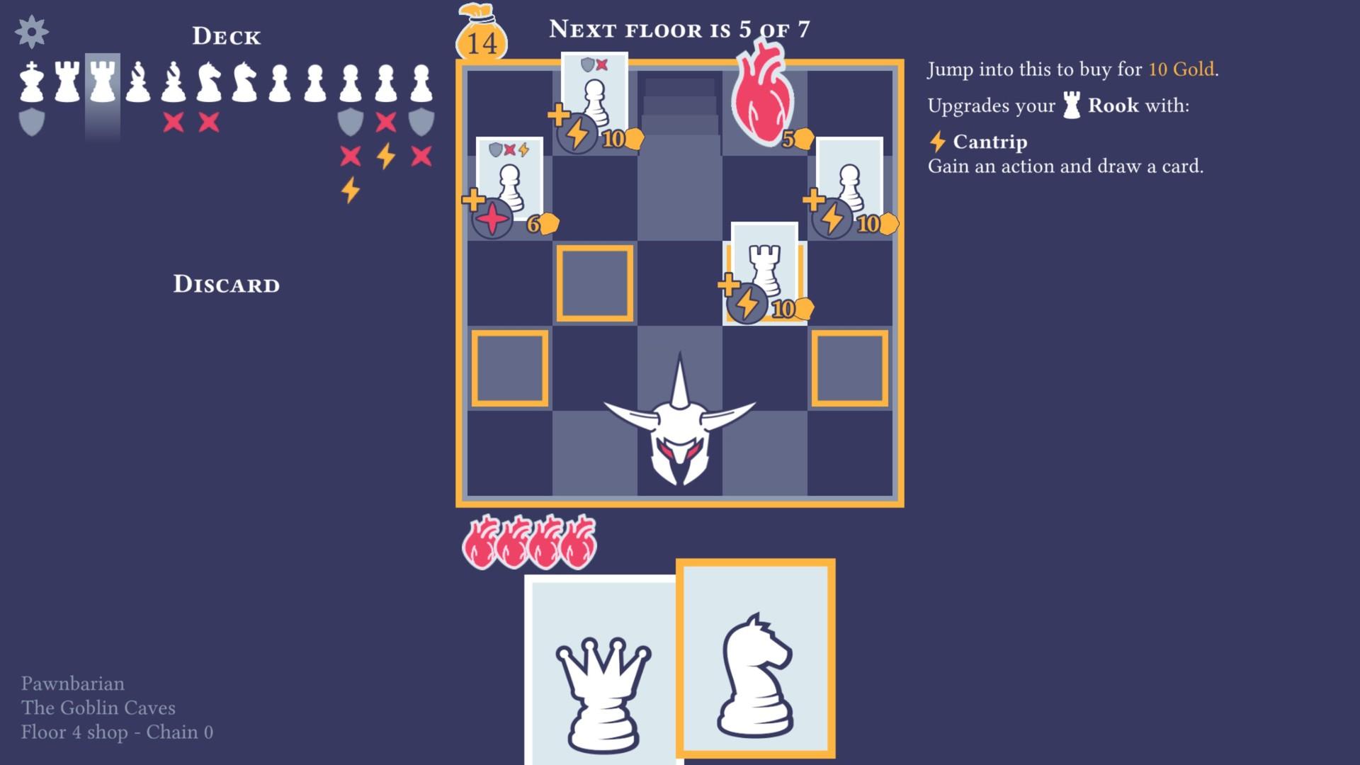 Game image Pawnbarian