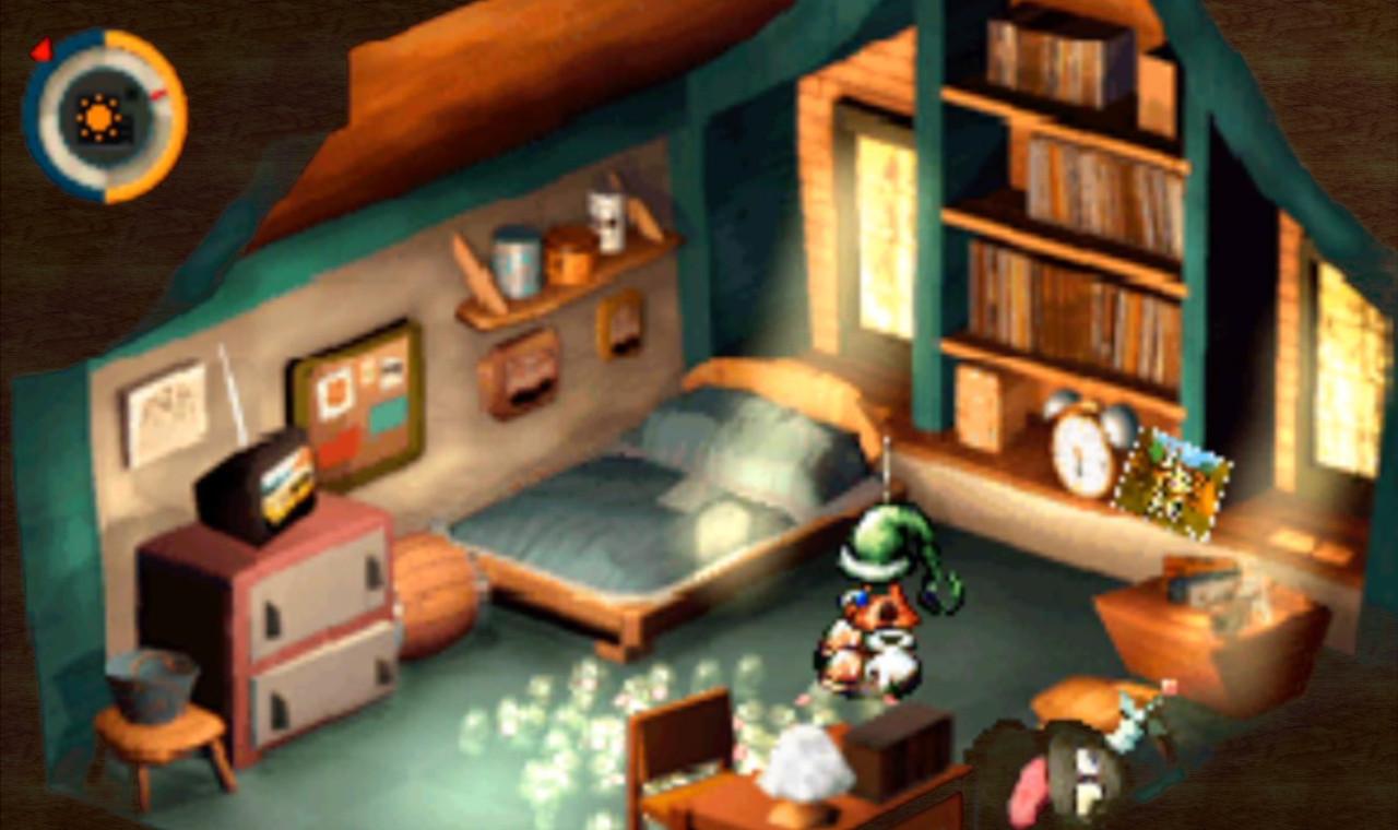 Game image Moon Remix RPG Adventure