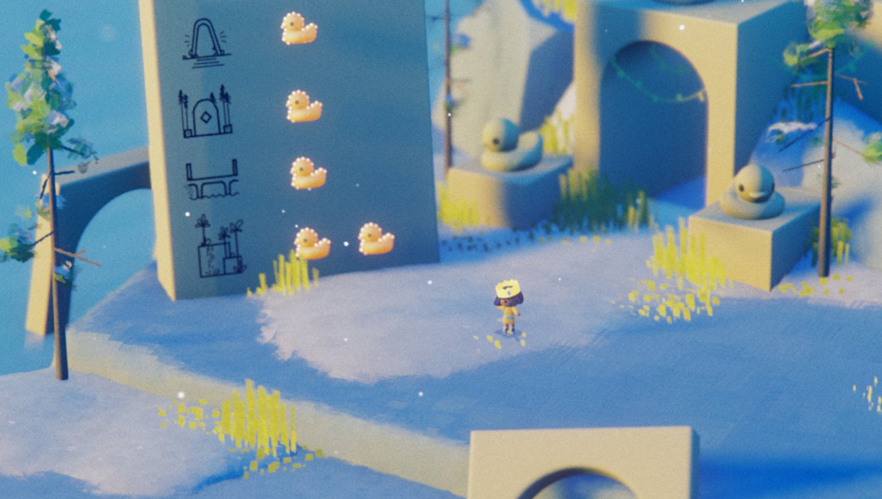Game image The Snowgardens