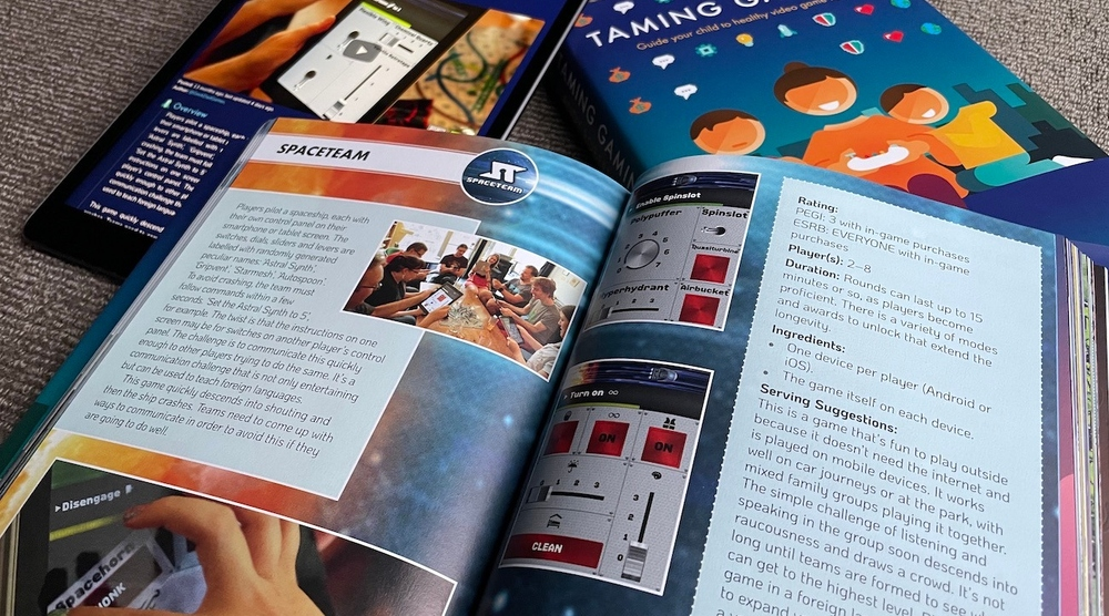Game image Games from Taming Gaming Book