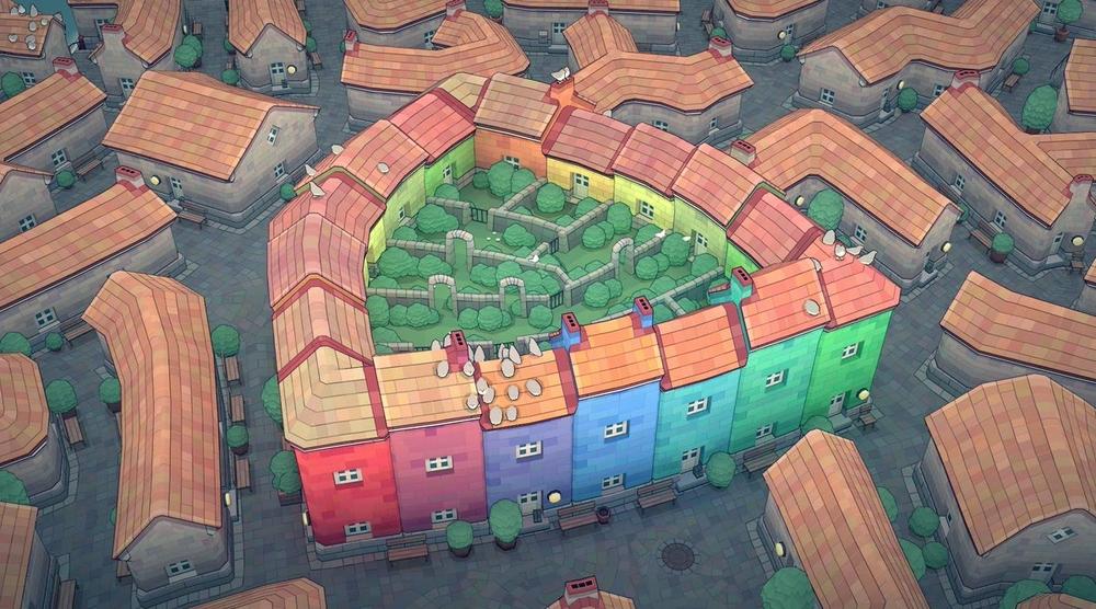 Game image Get Children Into Architecture