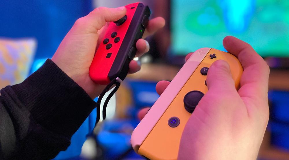 Game image JoyCon Motion Switch Games