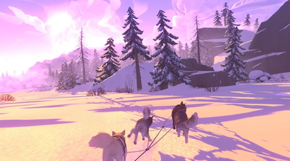 Game image Play The Seasons Get Lost in Bleak Winter Tales