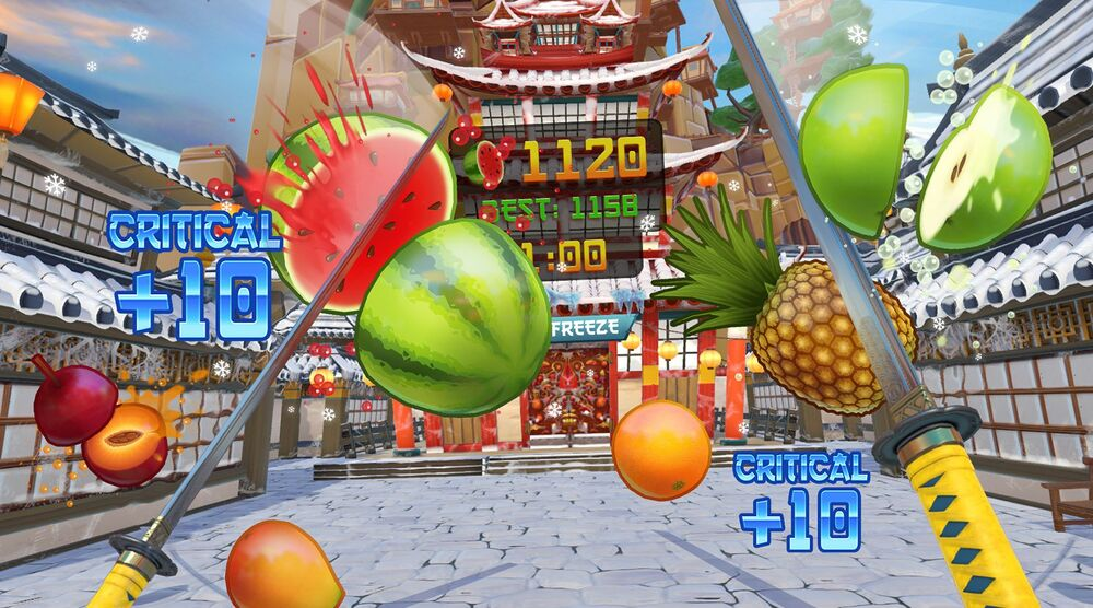 Game image Fruit Ninja