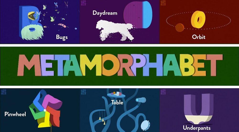 Game image Metamorphabet