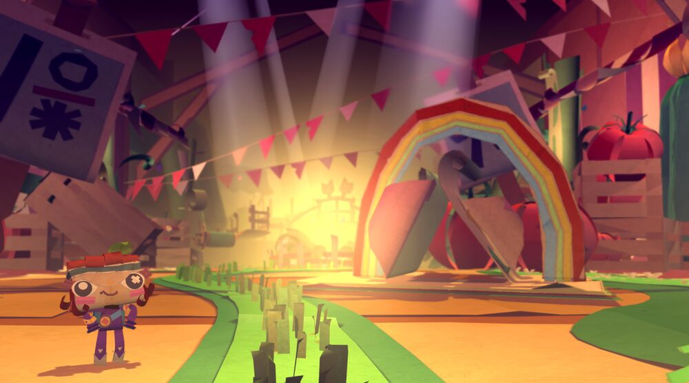 Game image Tearaway
