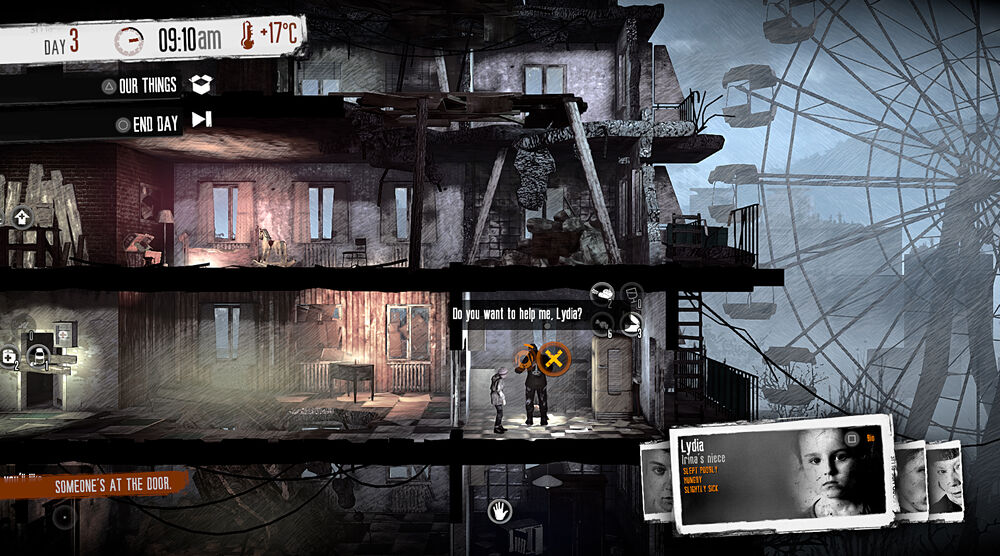 Game image This War Of Mine