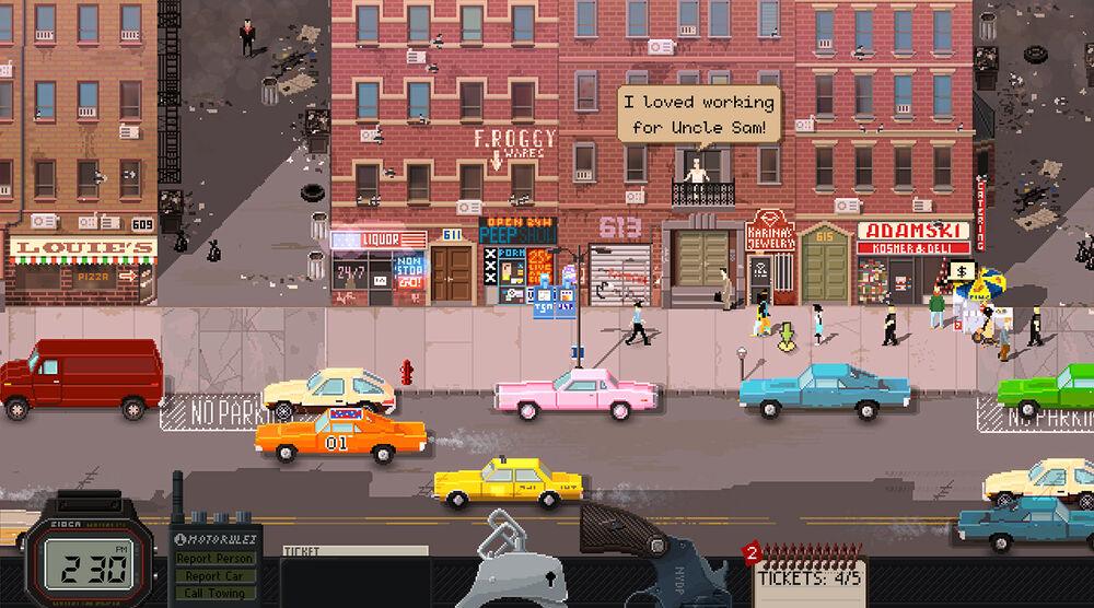 Game image Beat Cop