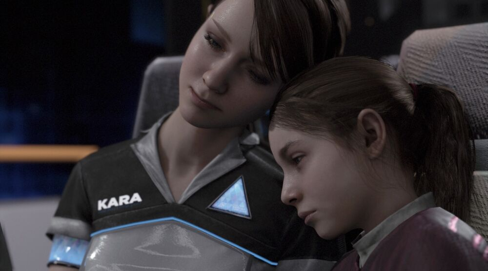 Game image Detroit Become Human