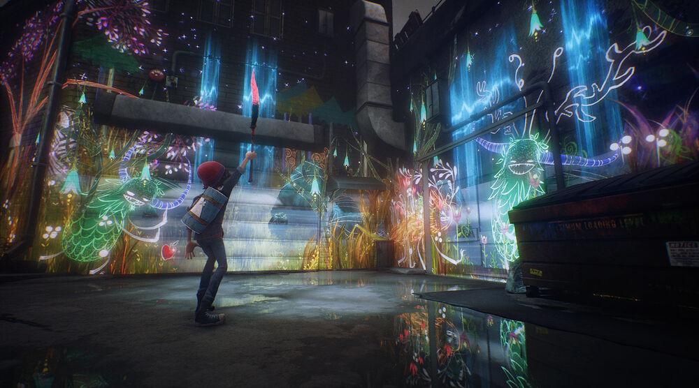 Game image Concrete Genie