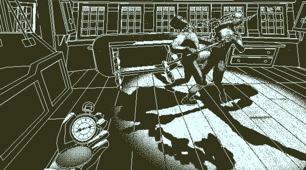 Game image Return of the Obra Dinn