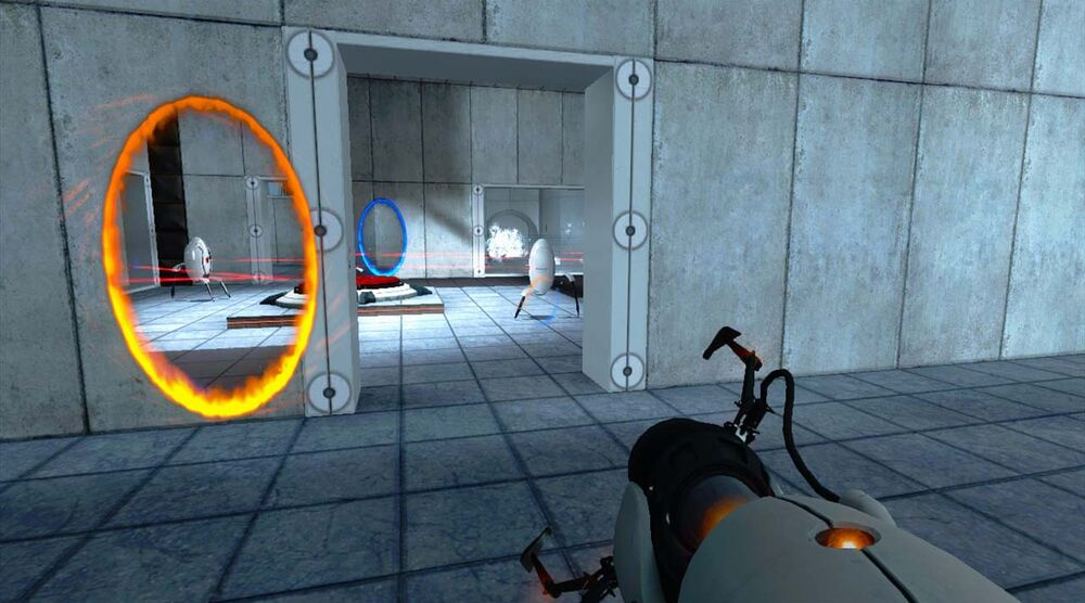 Game image Portal