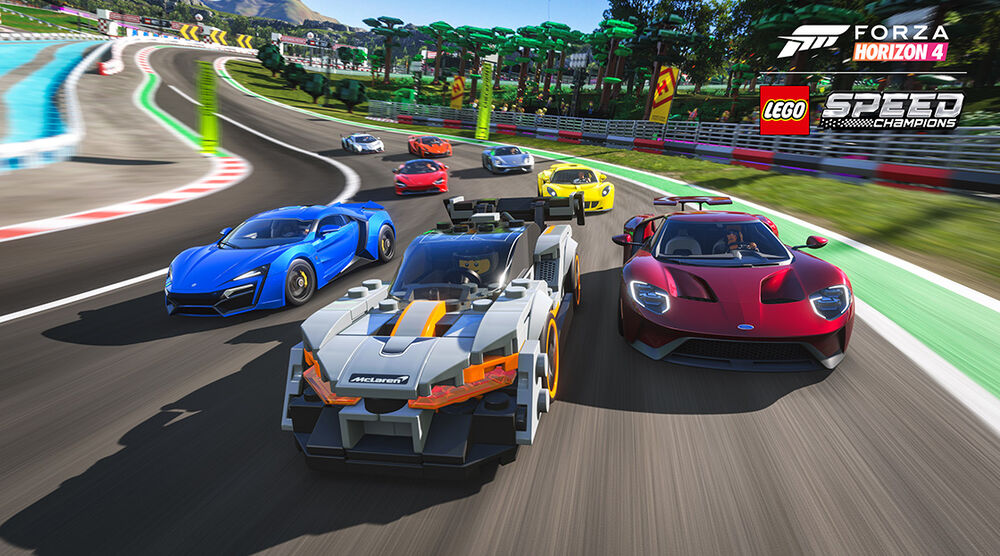 Game image Forza Horizon