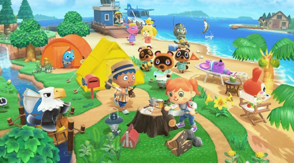 Game image Animal Crossing