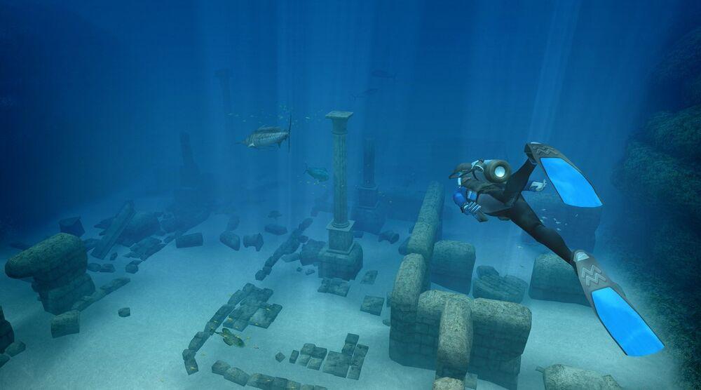 Game image Endless Ocean