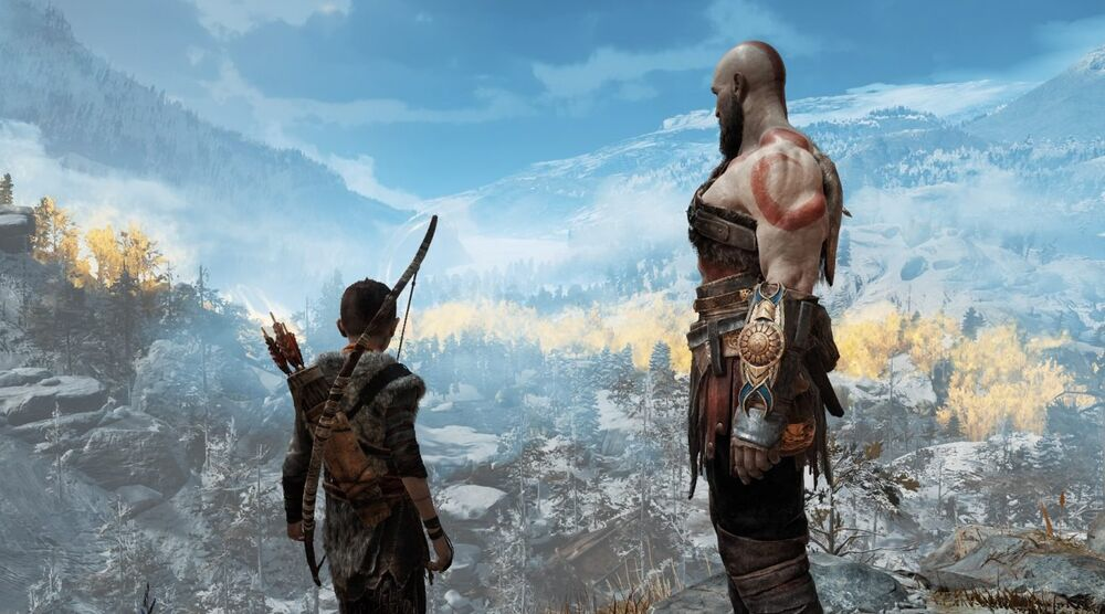 Game image God of War