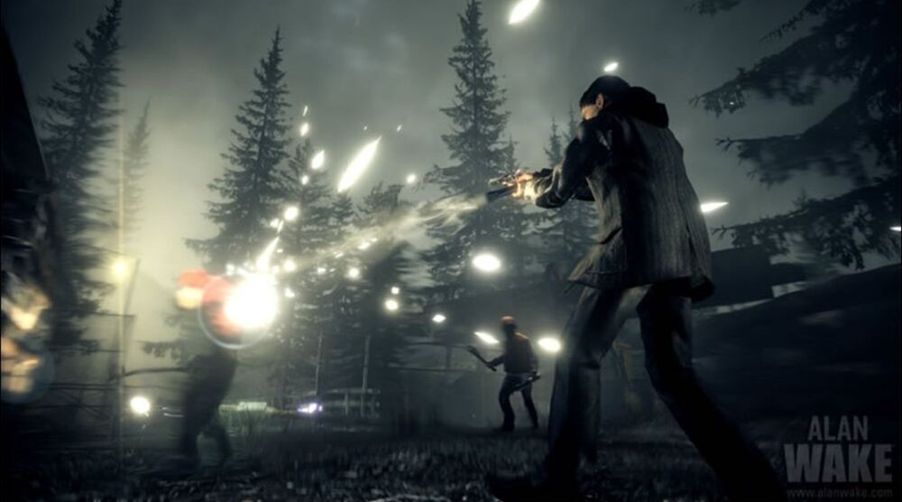 Game image Alan Wake
