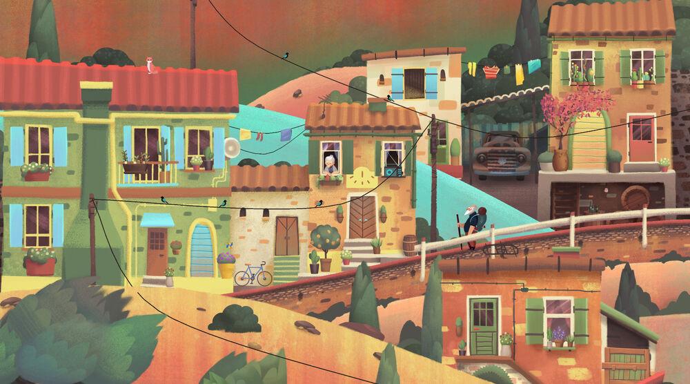 Game image Old Mans Journey