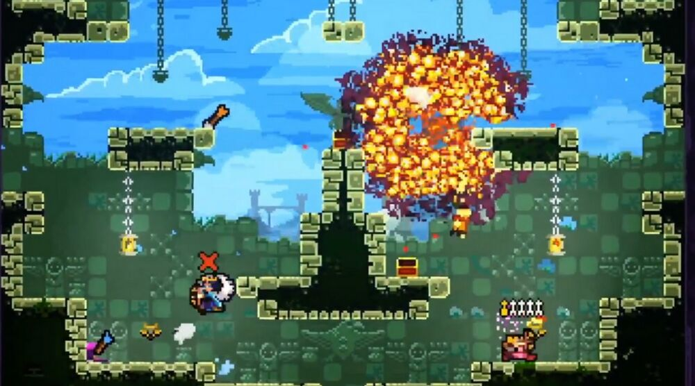 Game image Towerfall