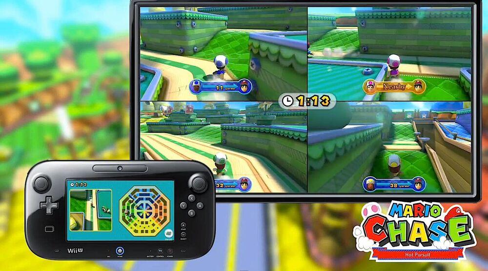 Game image Nintendo Land