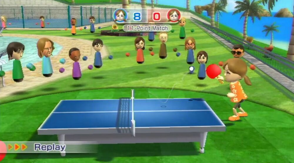 Game image Wii Sports