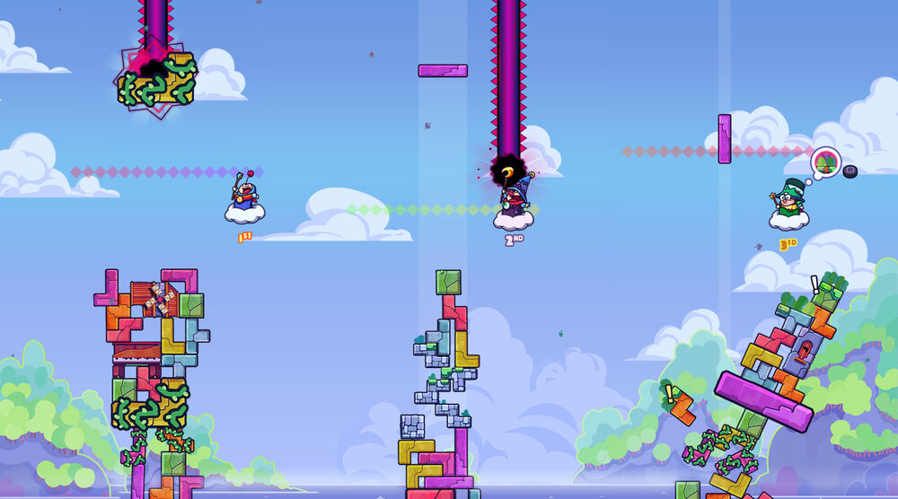 Game image Tricky Towers