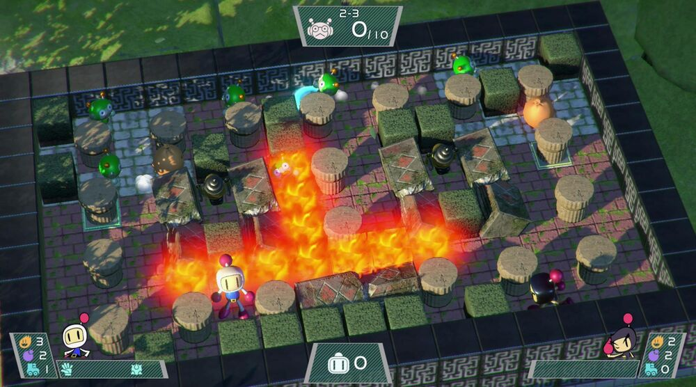 Game image Bomberman