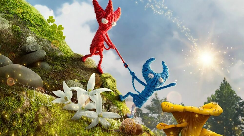 Game image Unravel