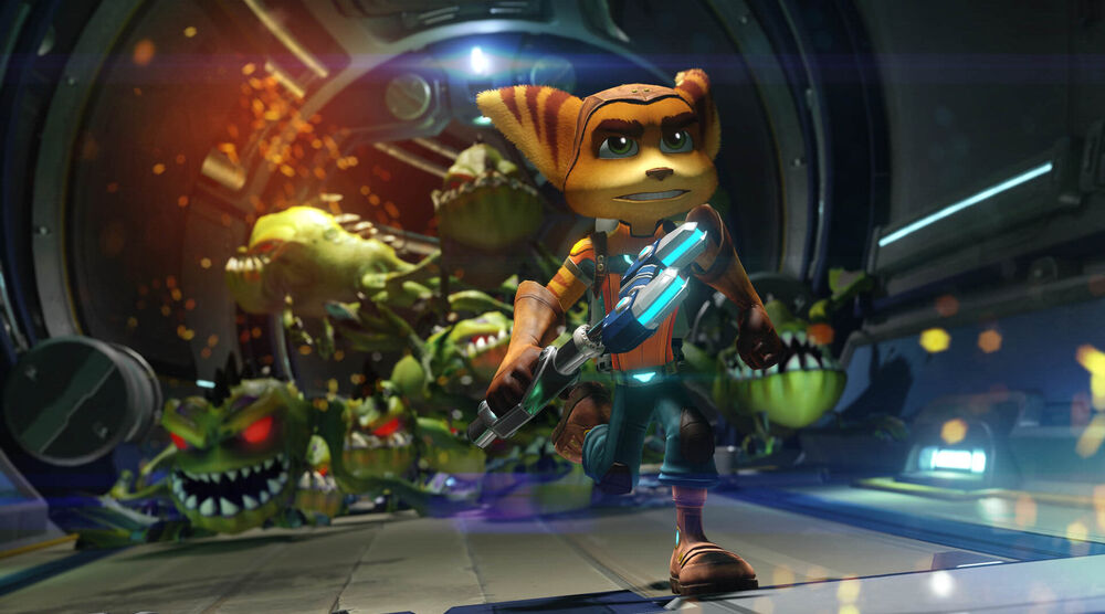Game image Ratchet and Clank Rift Apart