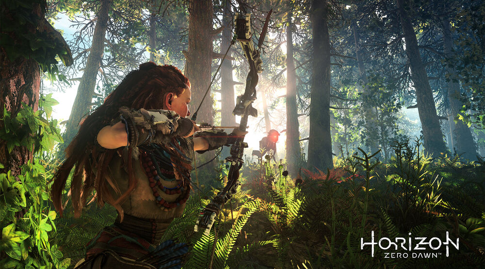 Game image Horizon Zero Dawn
