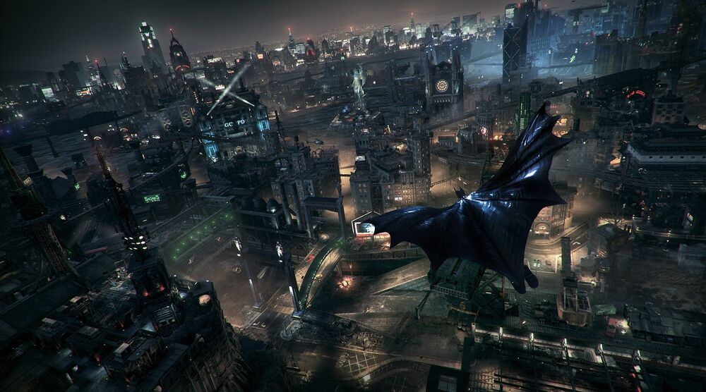 Game image Batman Arkham Knight