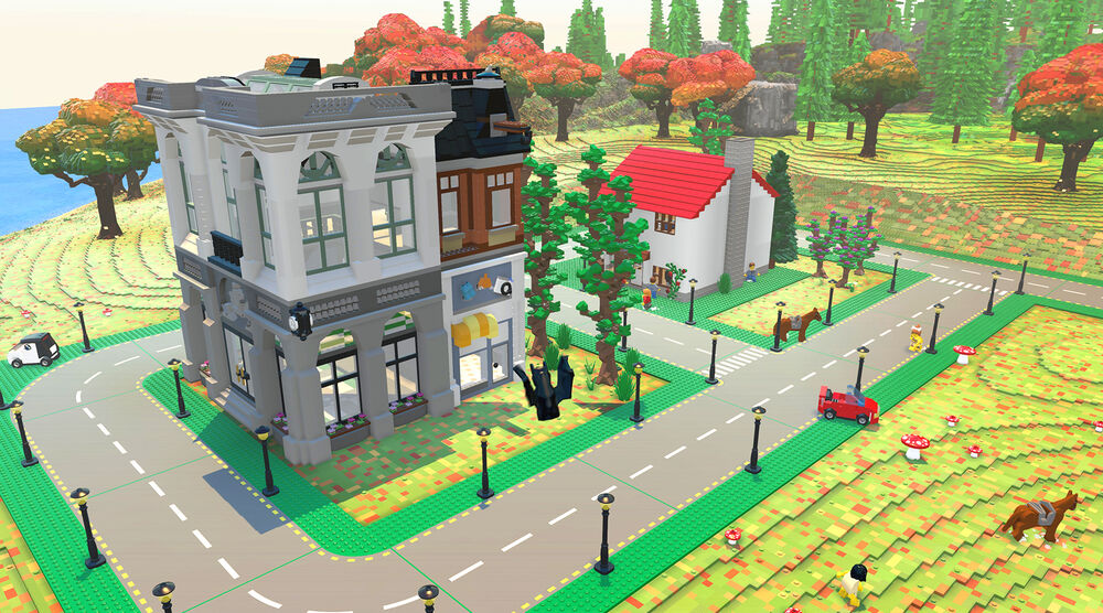 Game image Lego Worlds