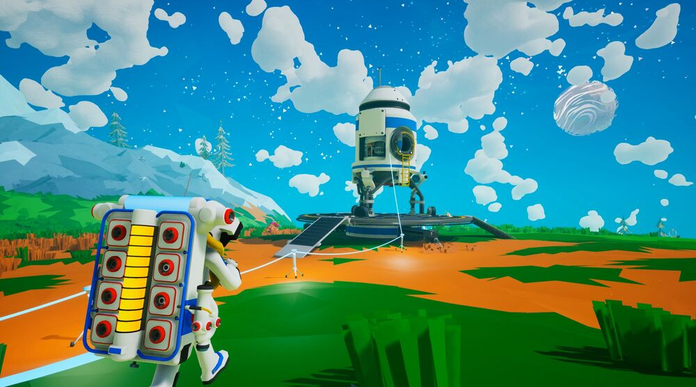 Game image Astroneer
