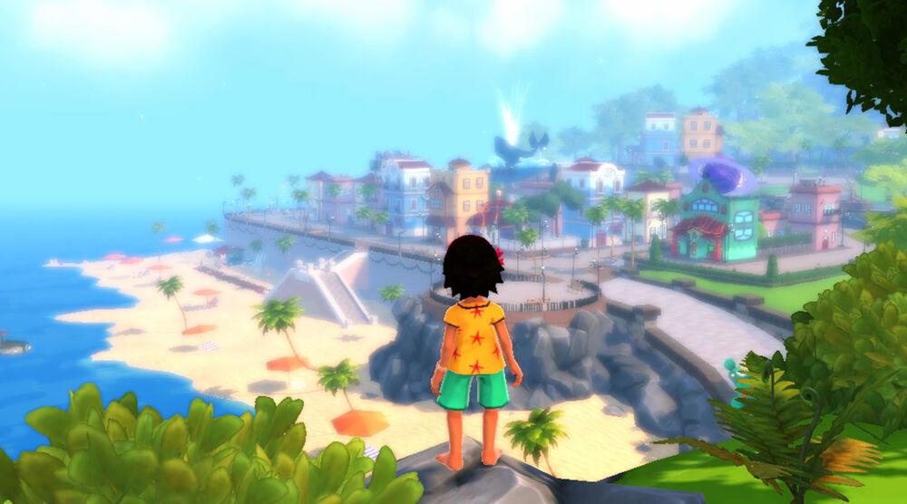 Game image Summer in Mara
