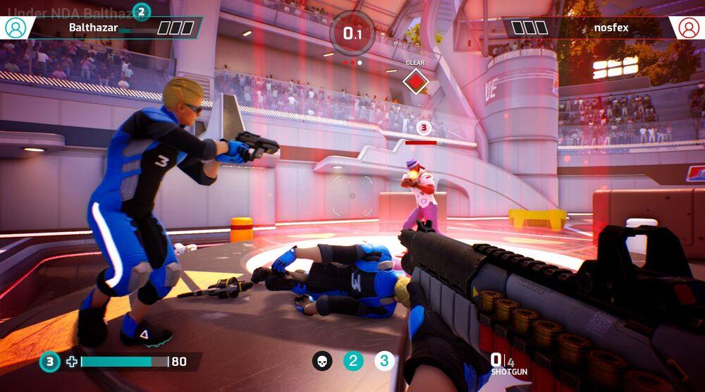 Game image Quantum League