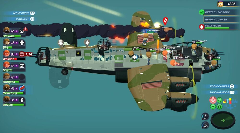 Game image Bomber Crew