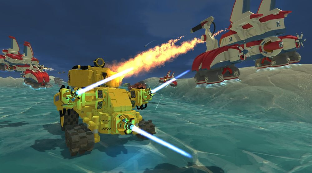 Game image TerraTech
