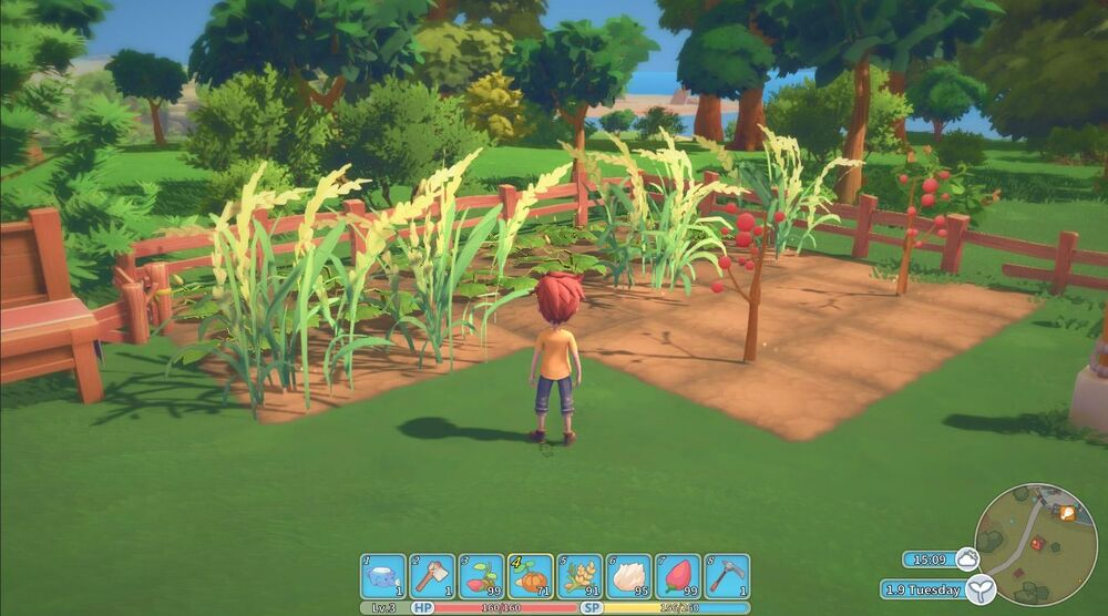 Game image My Time At Portia