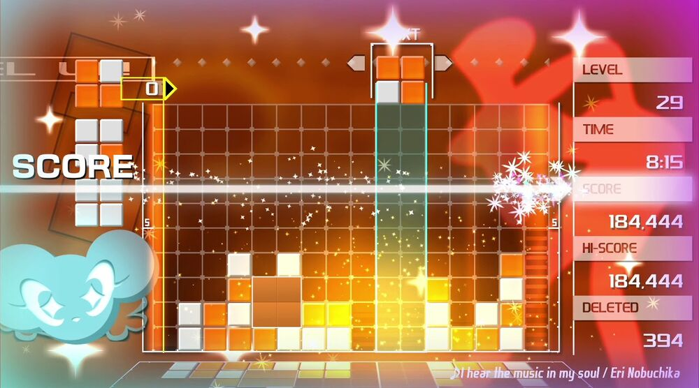 Game image Lumines