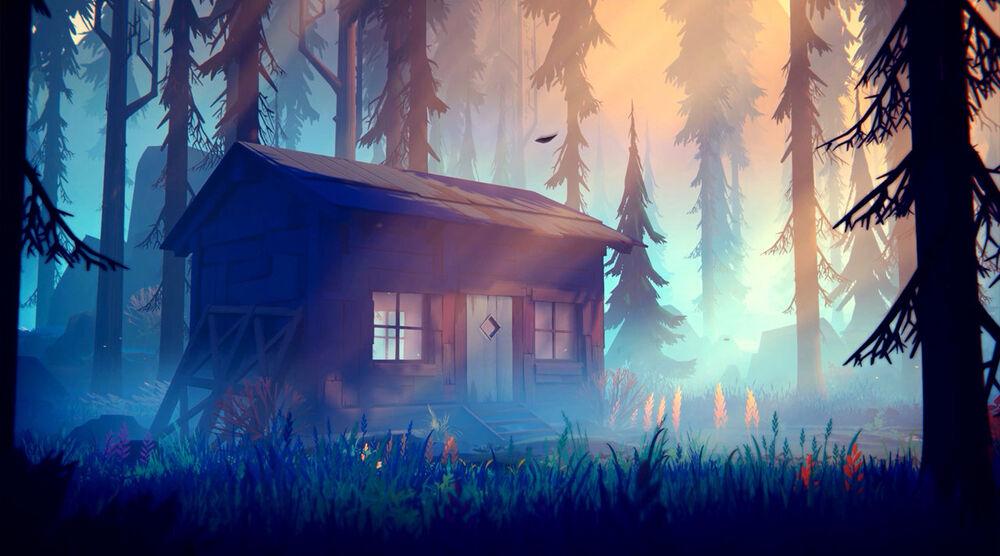 Game image Among Trees