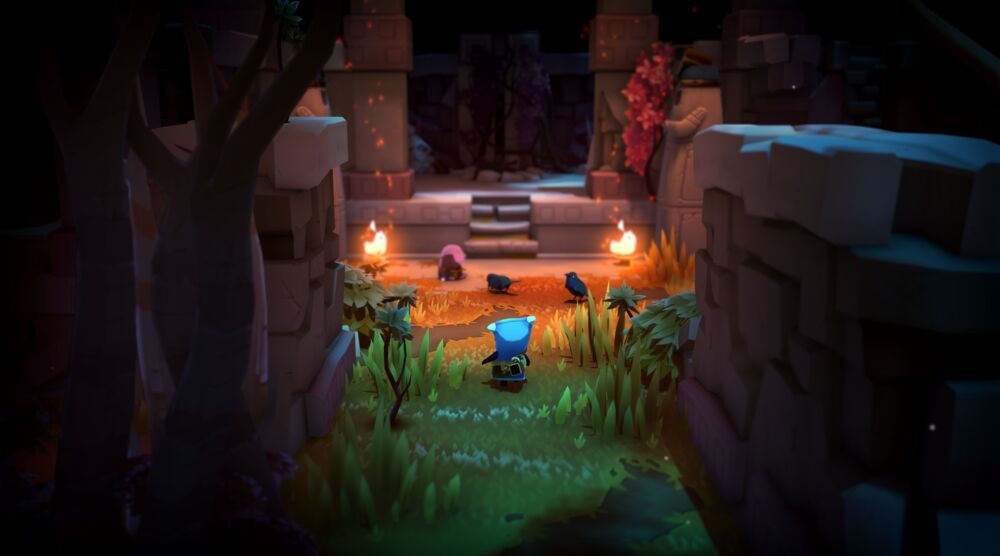 Game image The Last Campfire