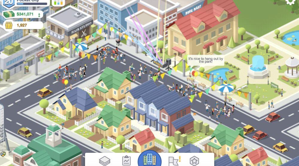 Game image Pocket City