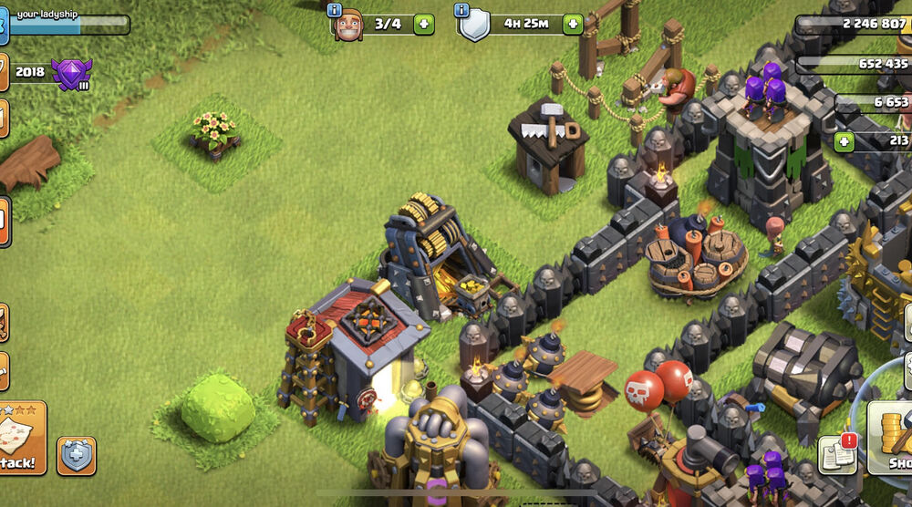 Game image Clash of Clans