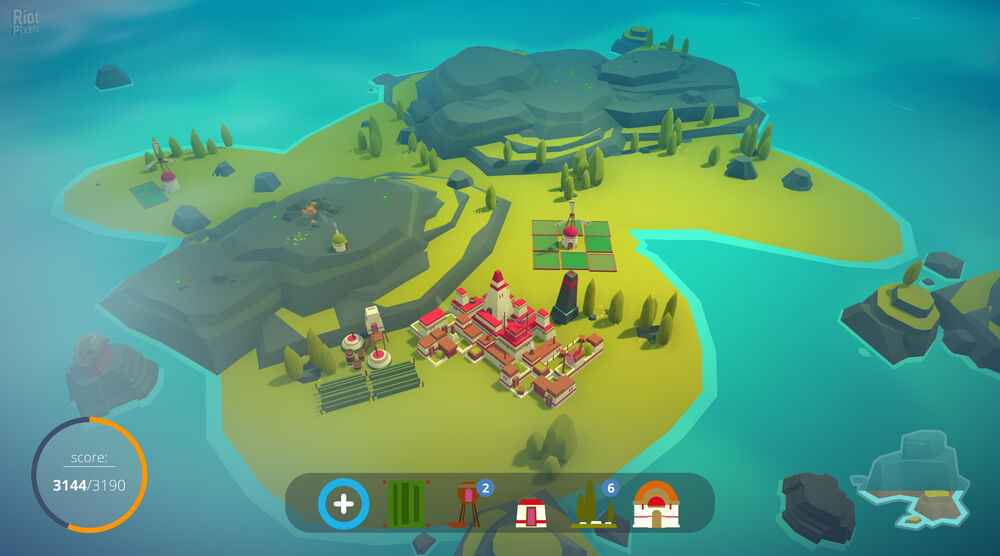 Game image Islanders