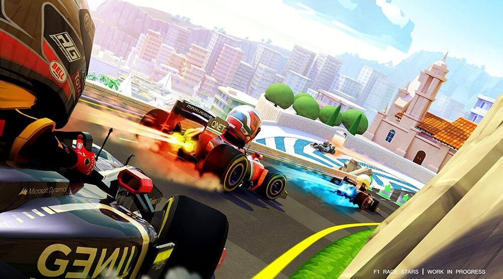 Game image F1 Race Stars
